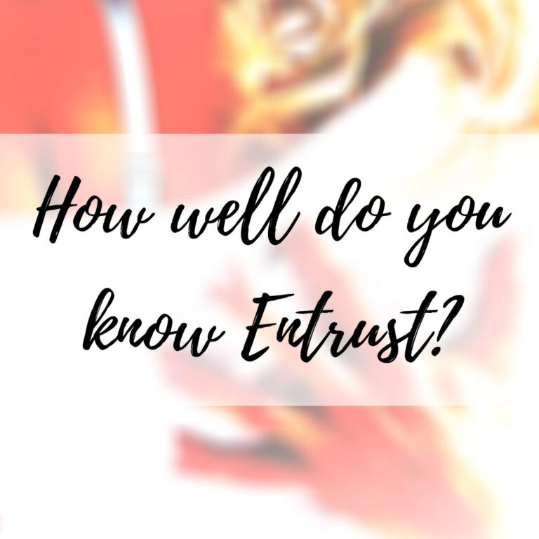 How well do you know Entrust?