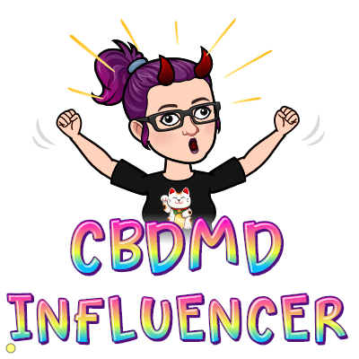 Why I'm excited to share cbdMD